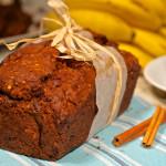 Chlebek bananowo-kokosowy