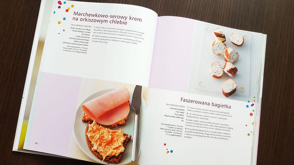 Serek z marchewką i szyneczką - kolejny sposób na włączenie warzyw do posiłku.