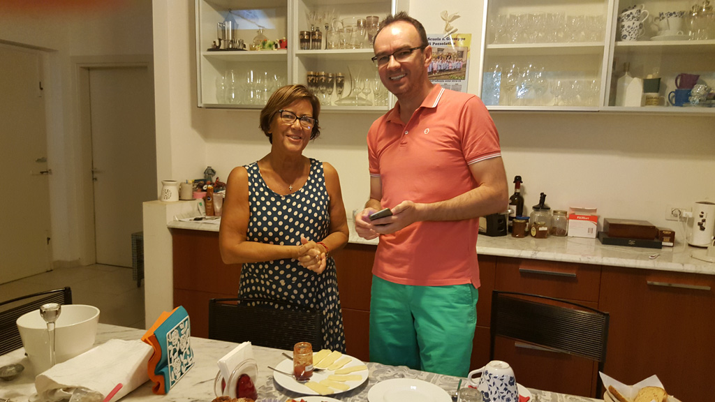 Super śniadanie w B&B sei Cipressi_20160907_080455