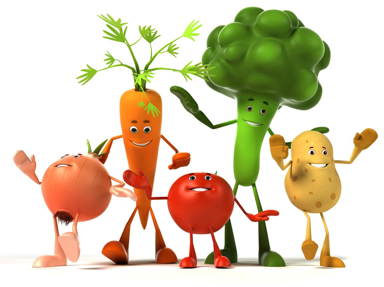 Dietetyk chętnie pokaże Ci co pysznego można przyrządzić w warzyw i owoców.
