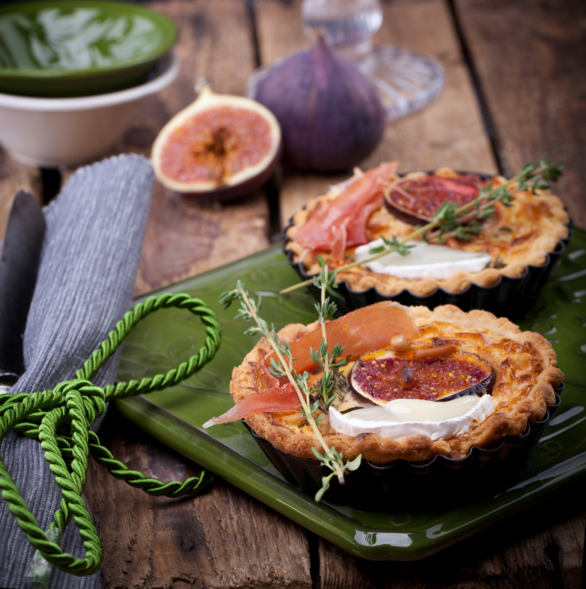 Figi i kozi ser to dobre, sprawdzone połączenie.
